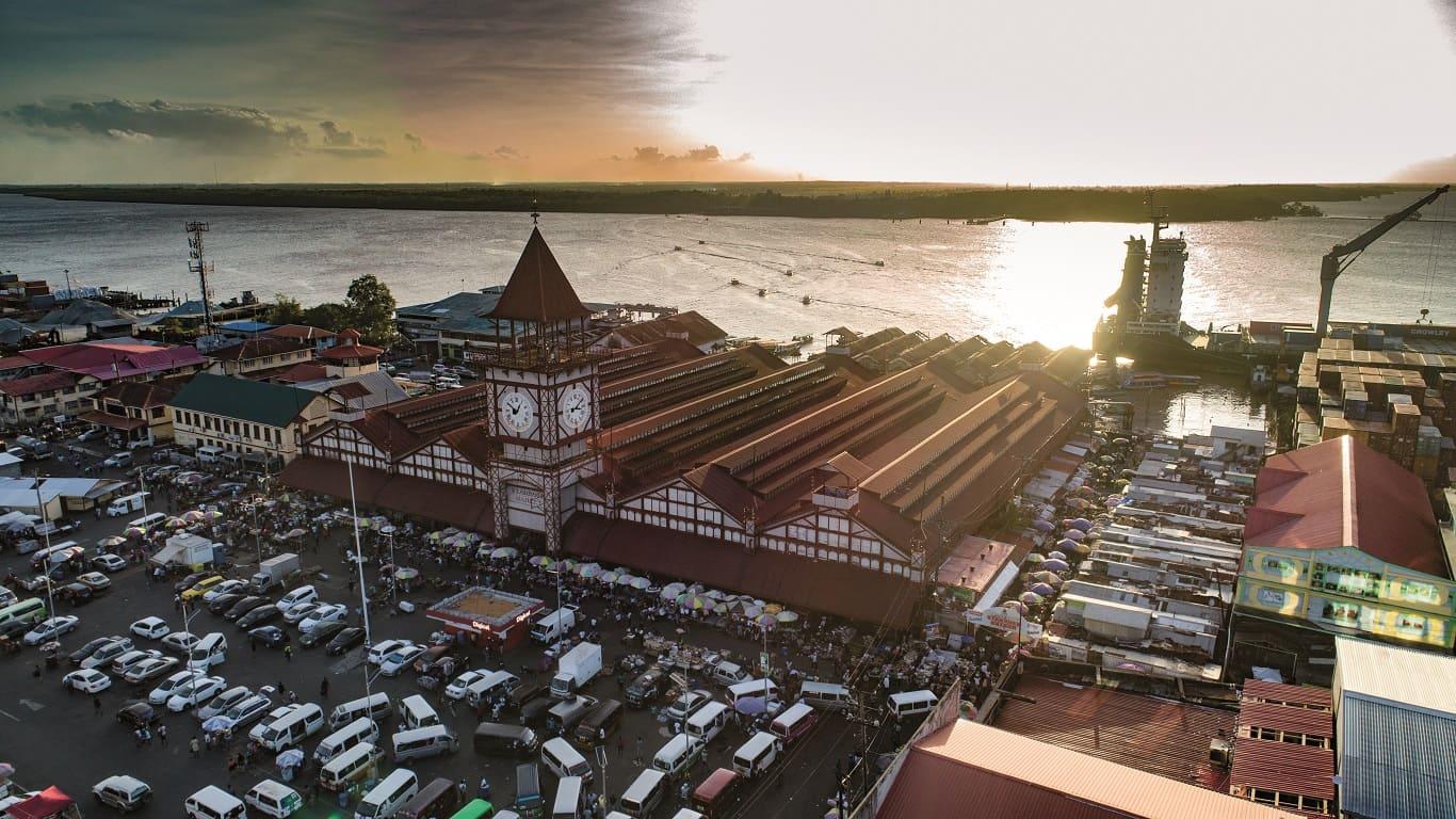 Stabroek Market, Georgetown, Guyana © Deonarine Chand