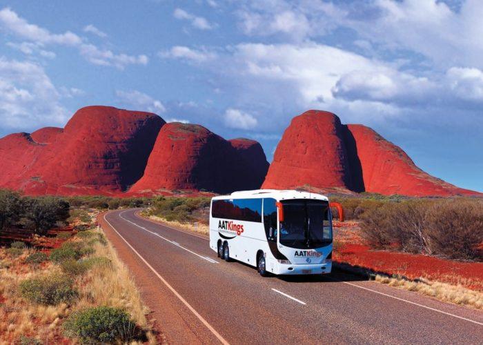 AAT Kings Bus, Kata Tjuta © AAT Kings