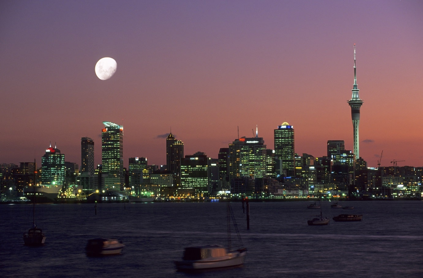 Auckland © Oliver Bolch