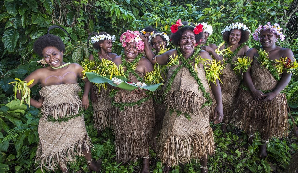 Banks Islands, Vanuatu © David Kirkland