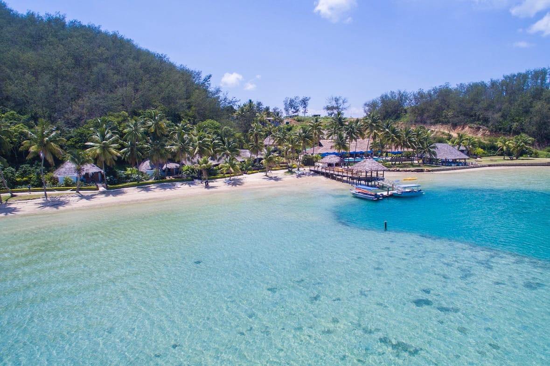 Beach, Tropica Island Resort