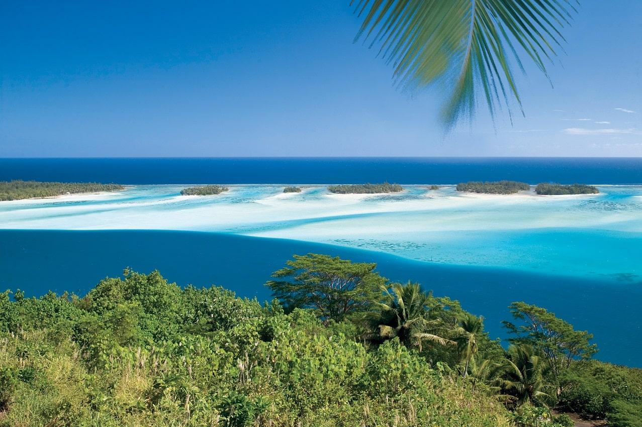 Bora Bora © Pacific Beachcombers-Paul Gauguin Cruises
