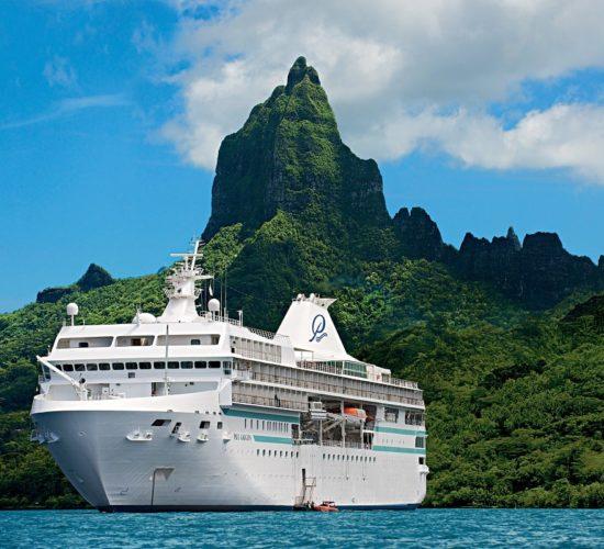 Bora Bora © Paul Gauguin Cruises