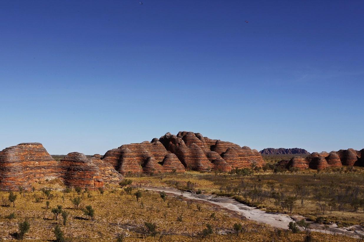 Bungle Bungles, Purnululu Nationalpark © Tourism Western Australia
