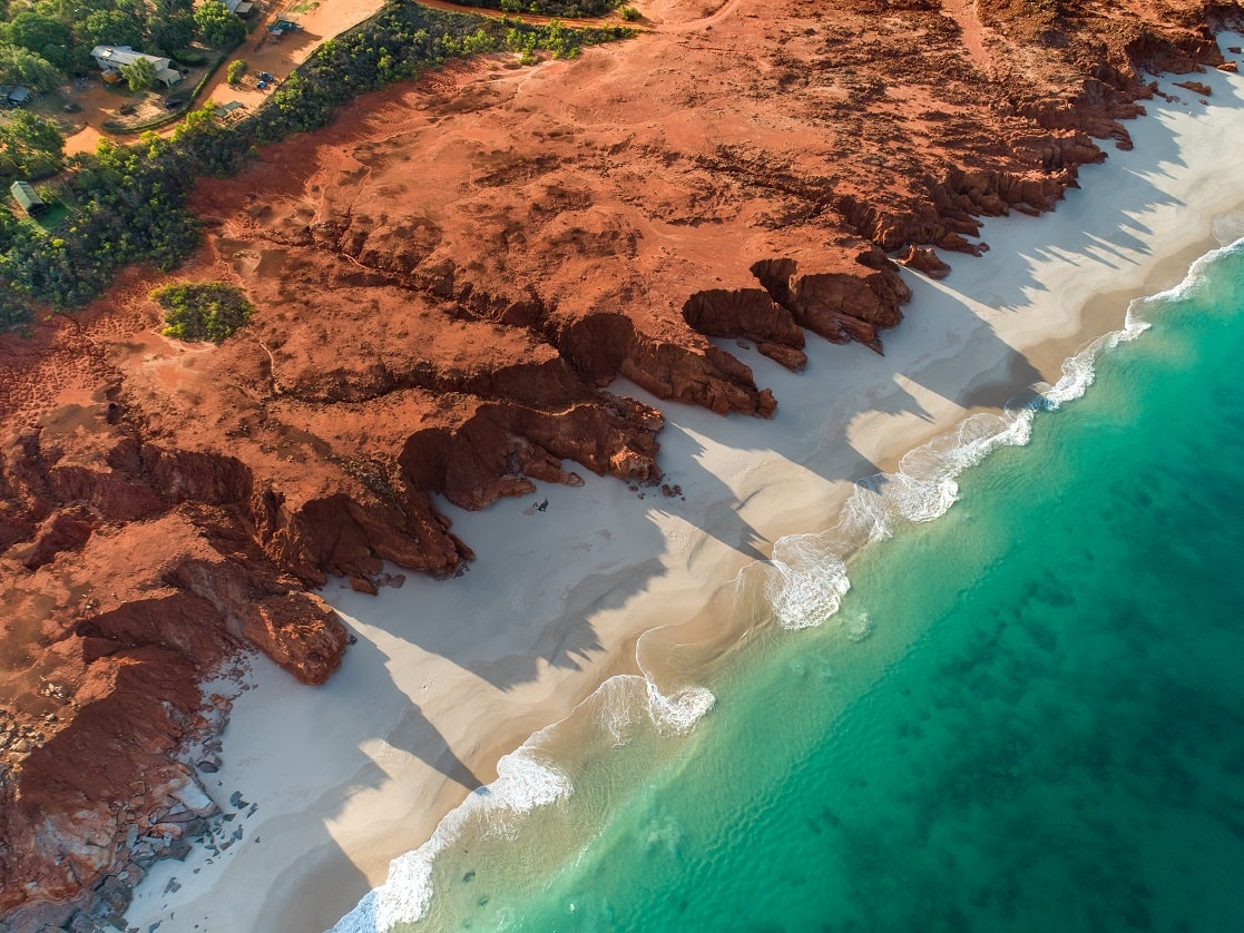 Cape Leveque © Red Sands Campers