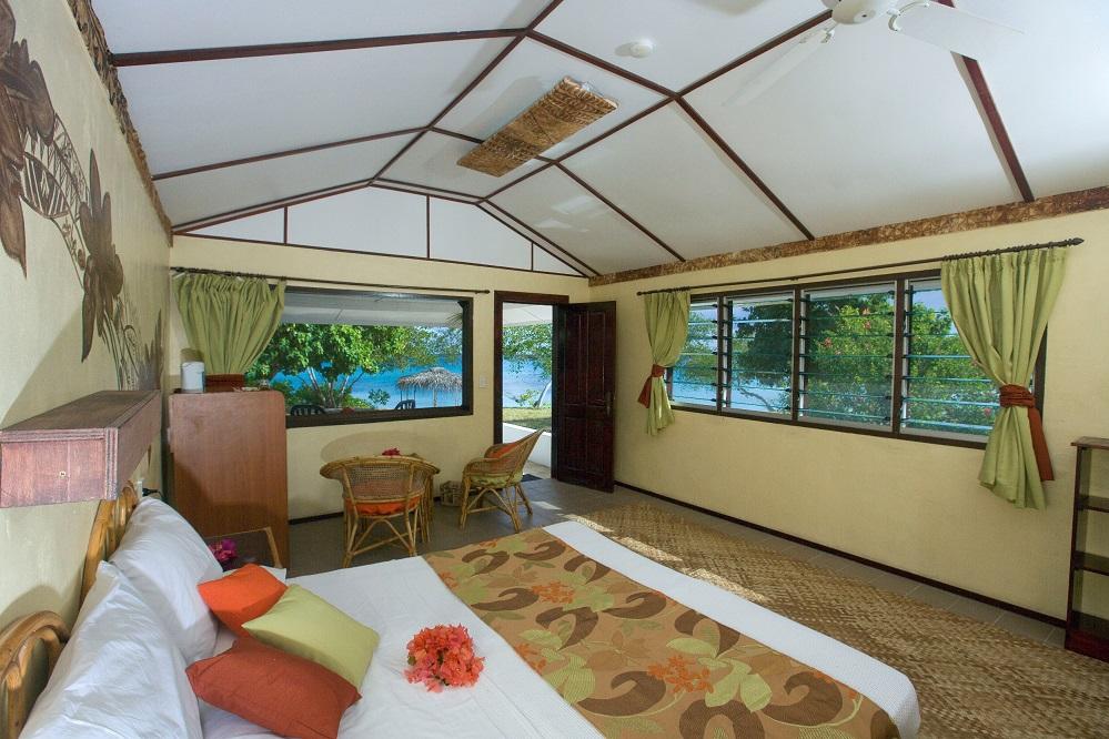 Fale, Sandy Beach Resort, Tonga