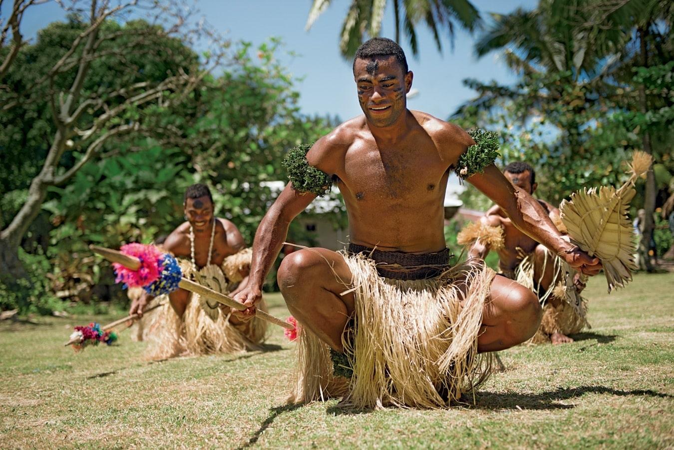 Fiji Dancer © Paul Gauguin Cruises