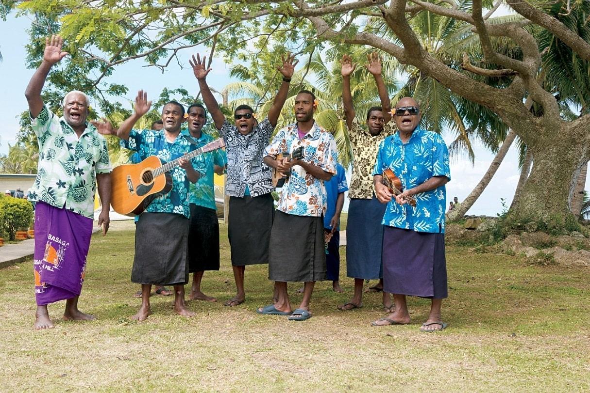 Fiji Music © Paul Gauguin Cruises
