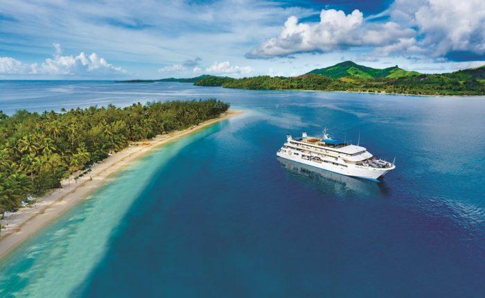 Fiji Princess, Blue Lagoon Cruises