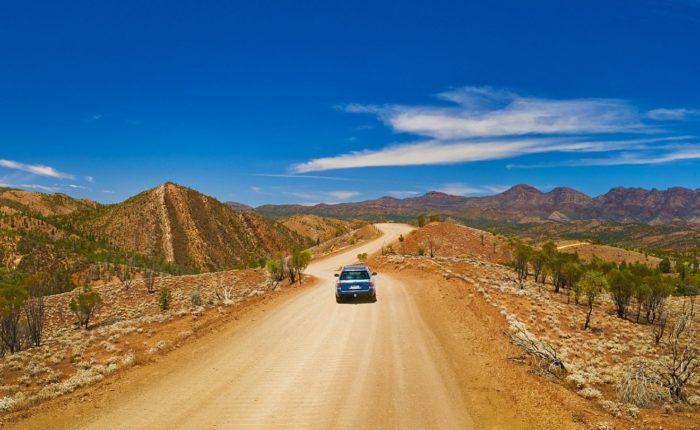Flinders Ranges © SATC