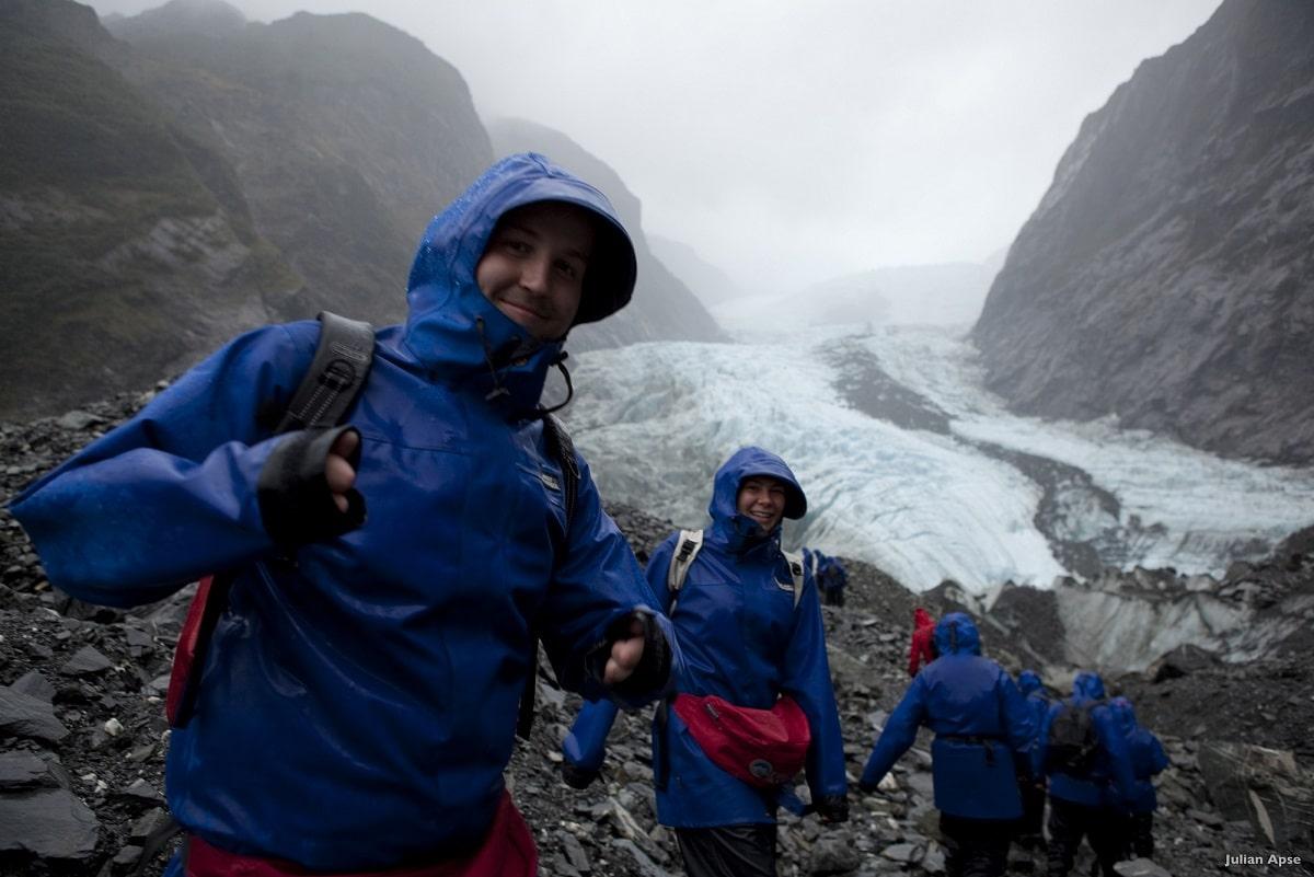 Franz Josef Glacier Hike © Julian Apse