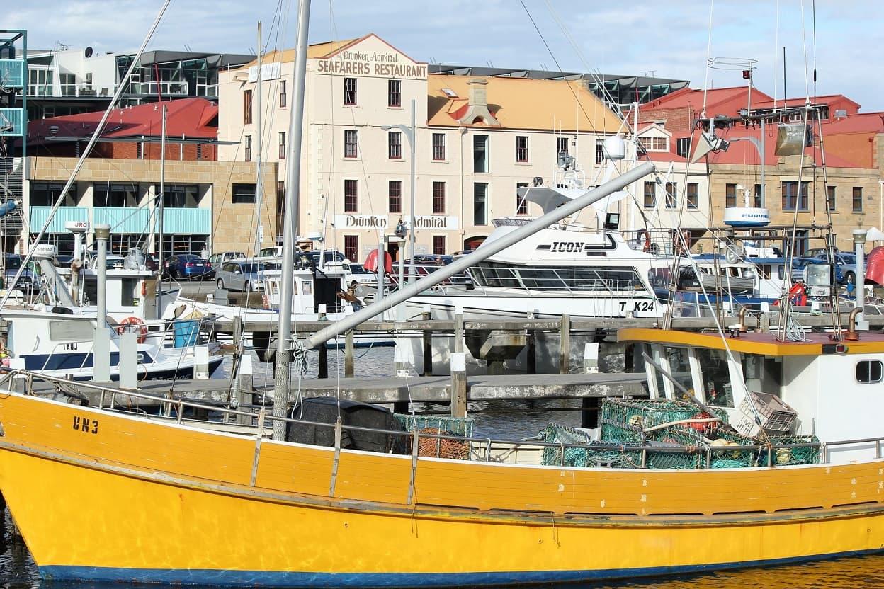 Hobart, Tasmanien, Australien