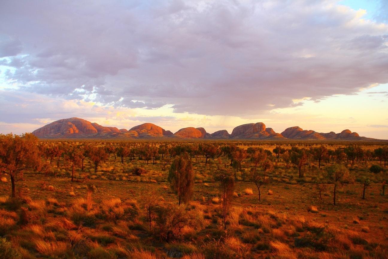 Kata Tjuta, Australien