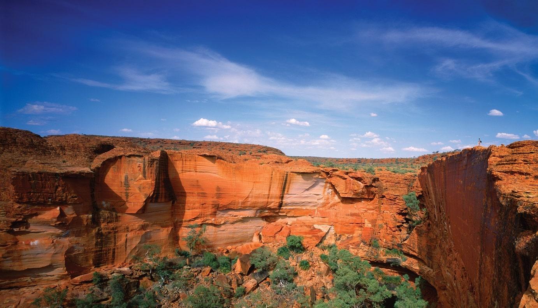 Kings Canyon © AAT Kings