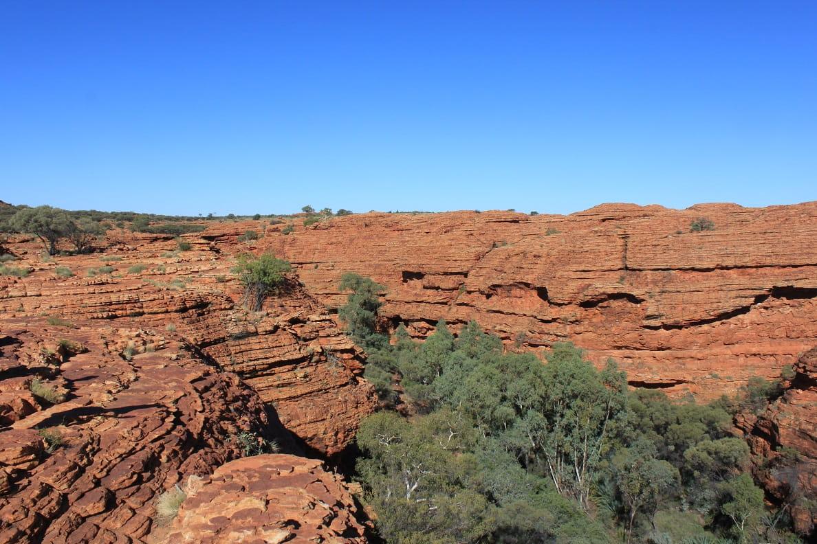 Kings Canyon, Watarrka Nationalpark, Australien
