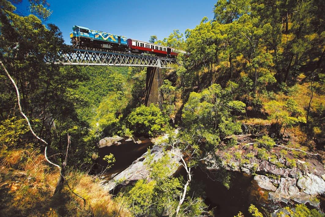 Kuranda Scenic Railway © AAT Kings