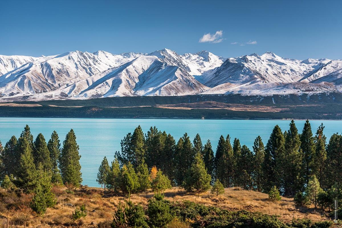 Lake Pukaki © Zwerger-Schoner