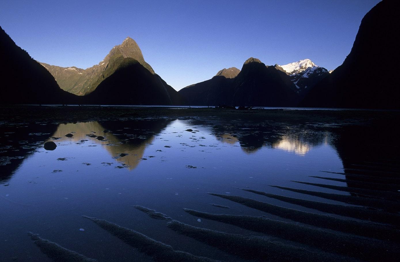 Milford Sound © Oliver Bolch