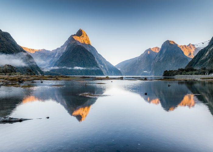 Milford Sound © Zwerger-Schoner