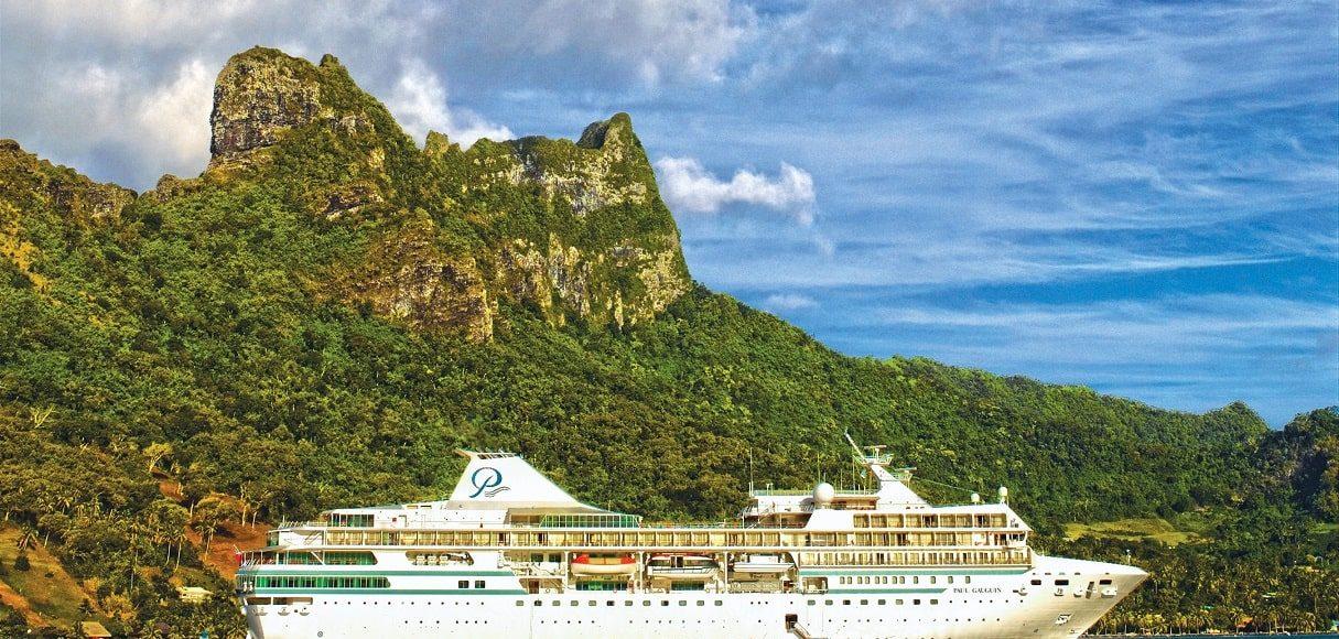 Moorea © Paul Gauguin Cruises