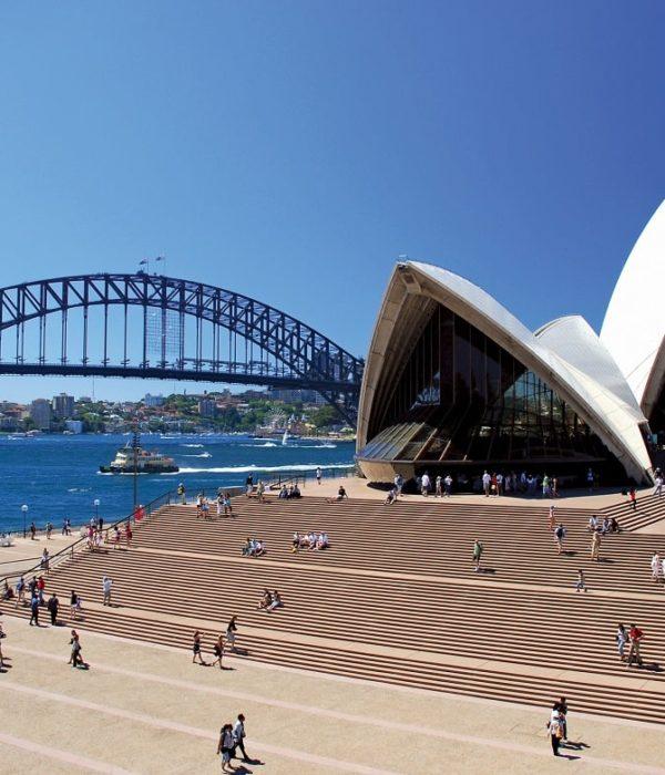 Sydney Opera House © AAT Kings