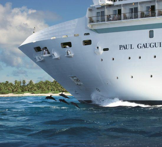 Rangiroa © Paul Gauguin Cruises
