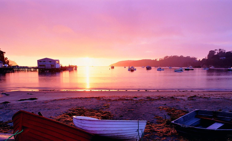 Stewart Island, Oban, Southland © Venture Southland