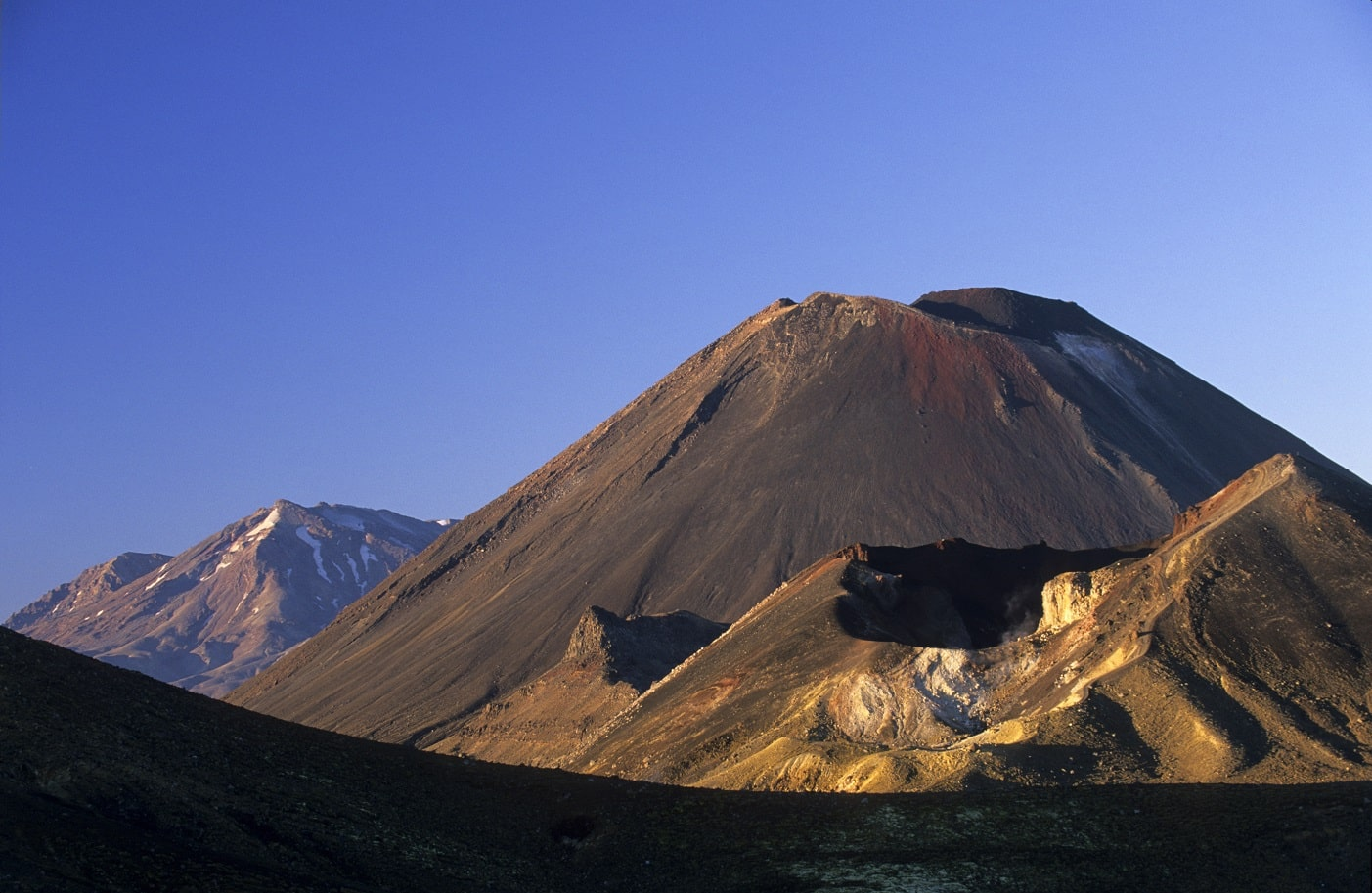 Tongariro Nationalpark © Oliver Bolch