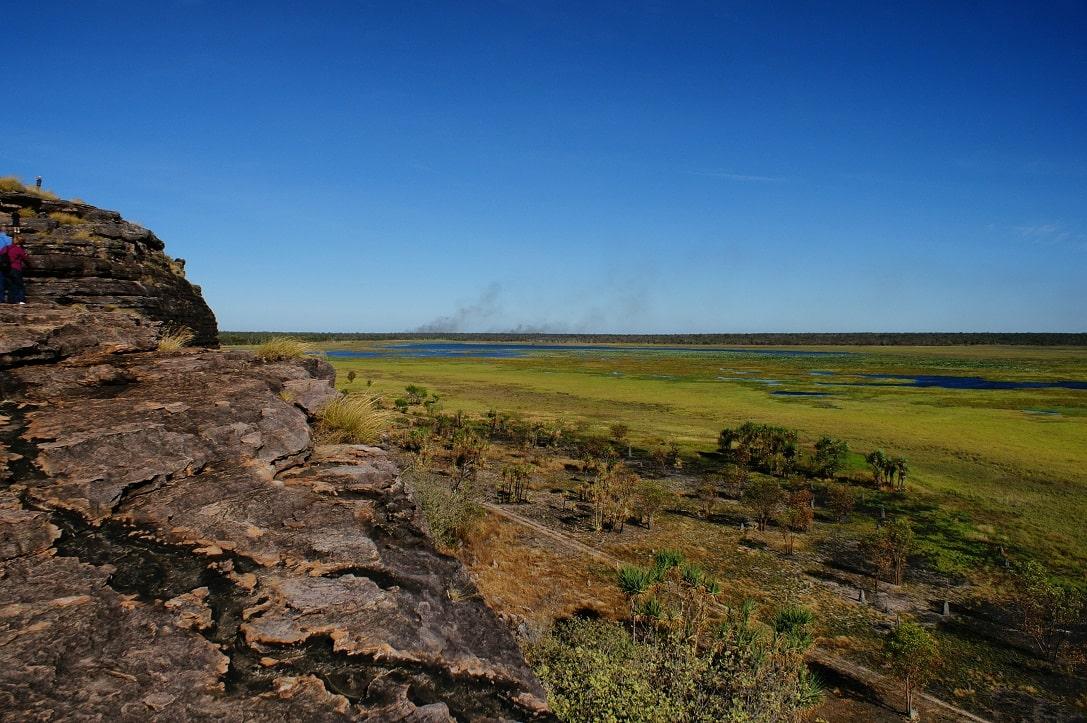 Ubirr Rock, Kakadu Nationalpark, Australien