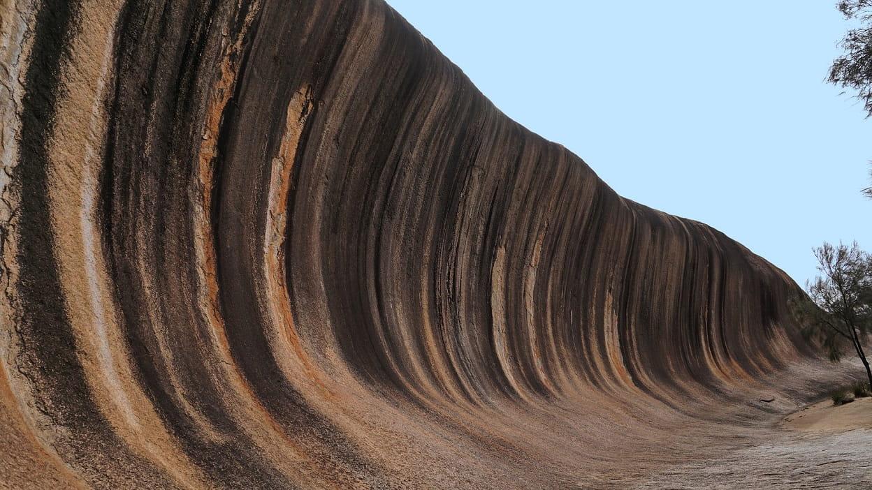 Wave Rock, Australien