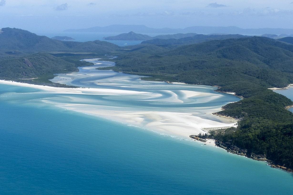 Whitehaven Beach, Australien