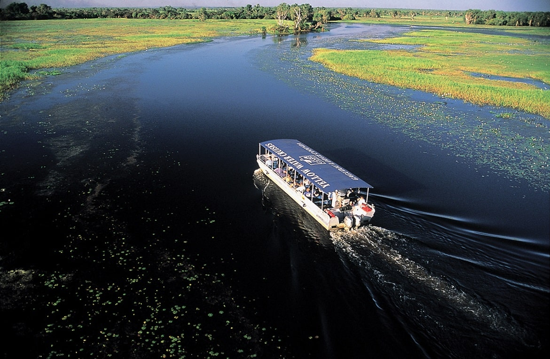 Yellow Water Cruise © AAT Kings
