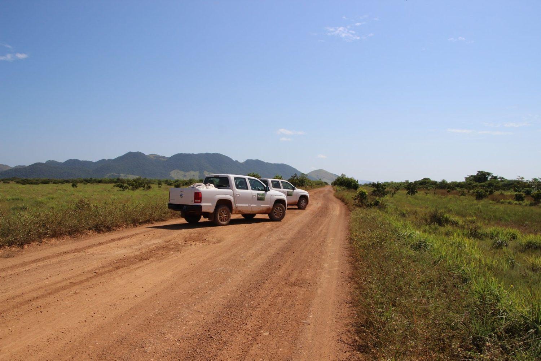 4WD Mietwagen, Guyana