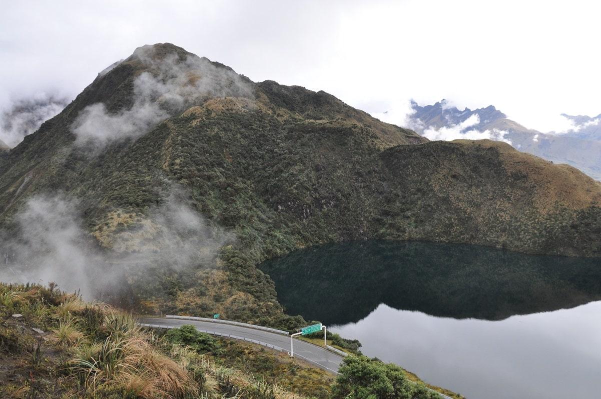 Chimborazo, Atillo Lagoon