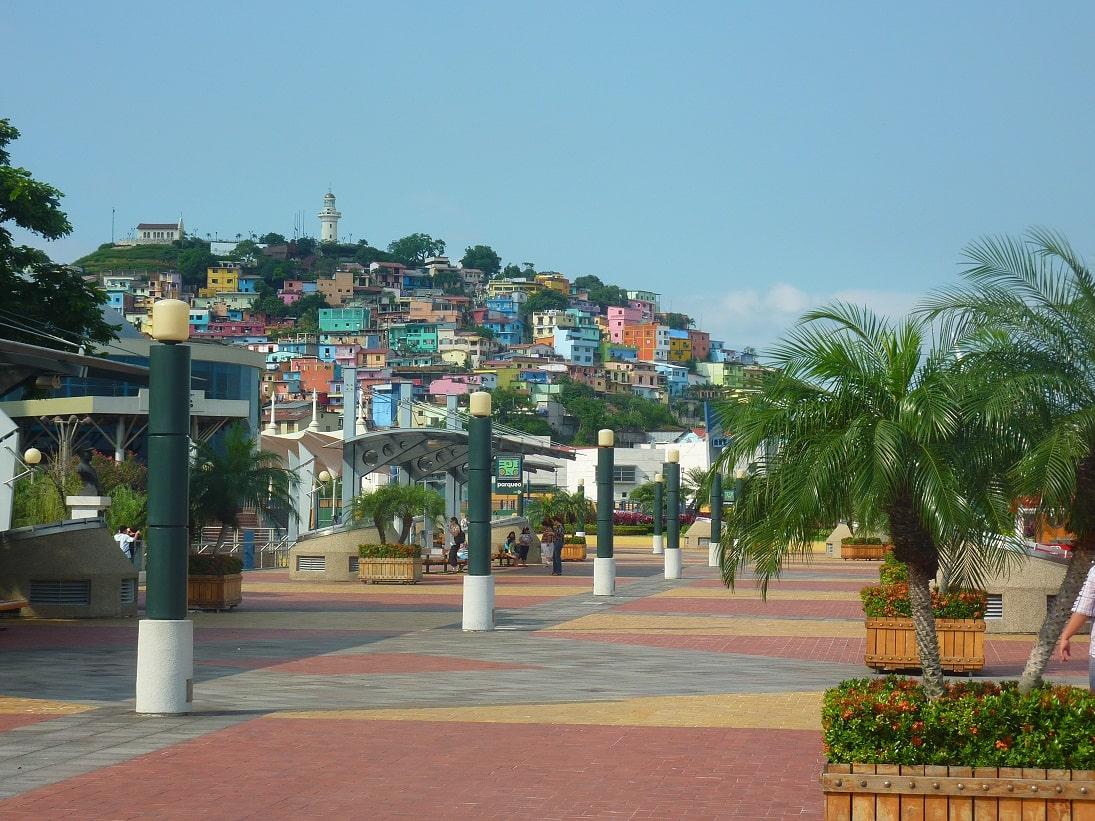Guayaquil, Santa Ana