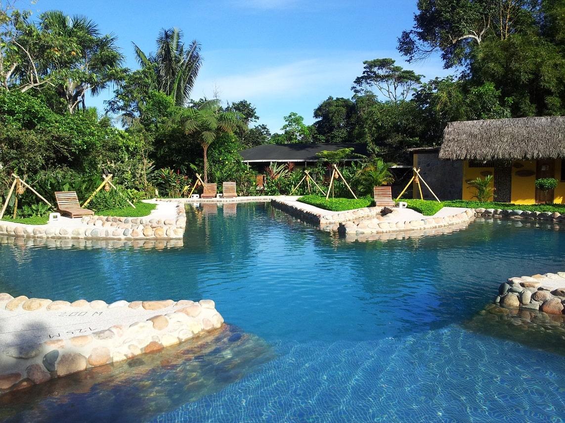 Hakuna Matata Rainforest Lodge, Pool