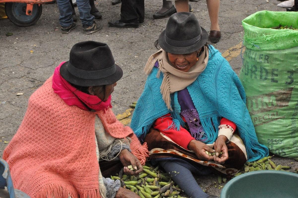 Zumbahua Market