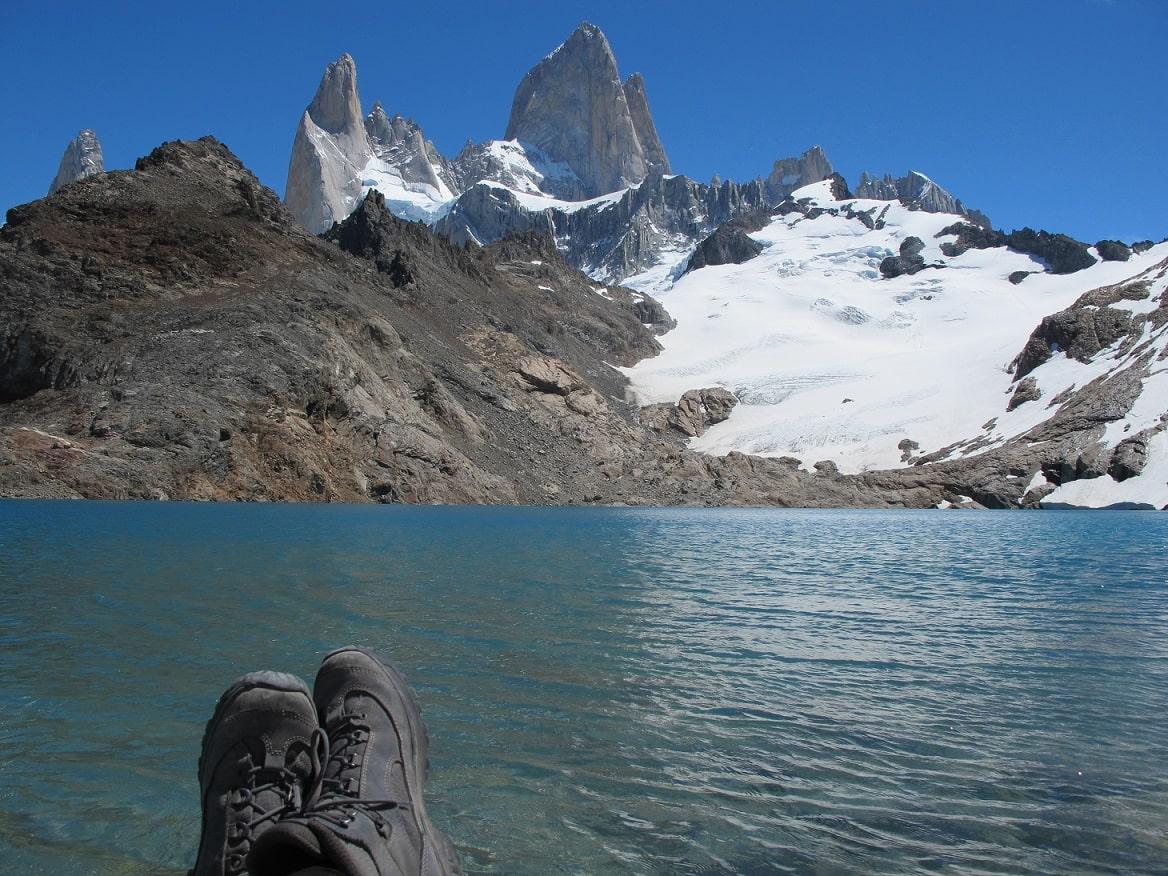 El Chalten, Laguna de los Tres