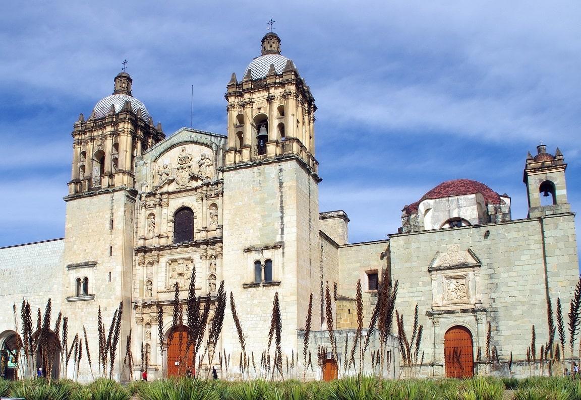 Kathedrale, Oaxaca, Mexiko