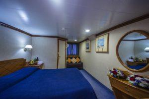 Variety Cruises, Panorama II, Kabine P