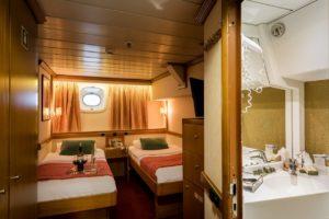 Variety Cruises, Panorama, Kabine B