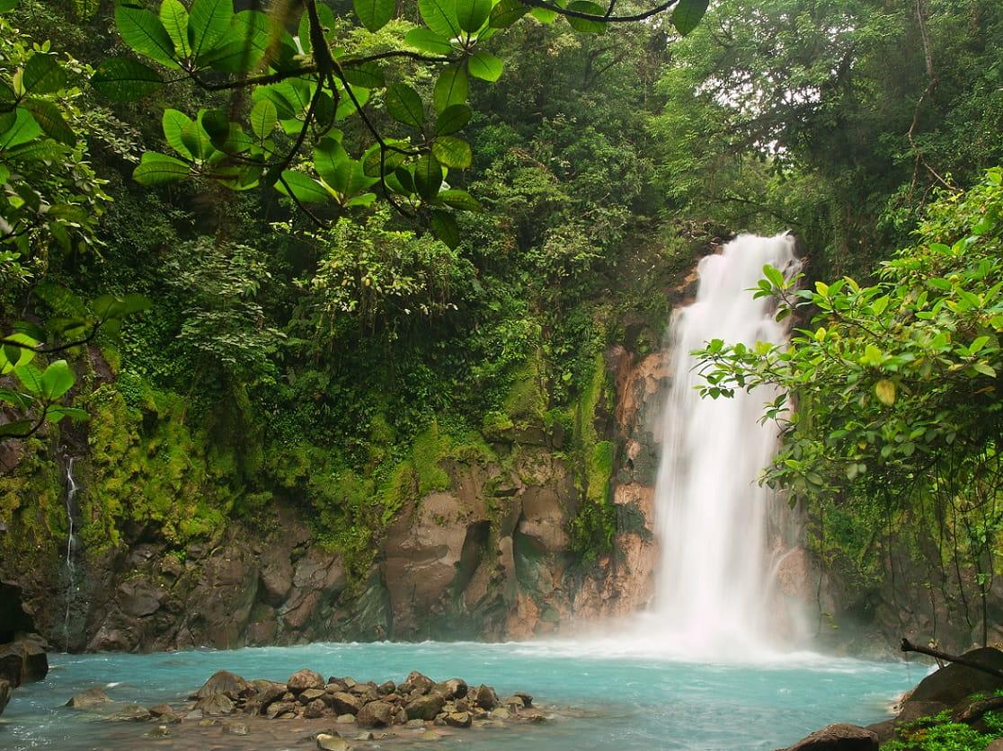 Wasserfall, Costa Rica, Variety Cruises